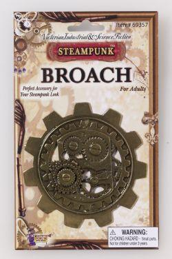 STEAMPUNK -  BROCHE