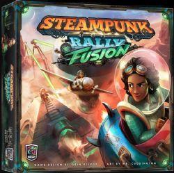 STEAMPUNK RALLY -  FUSION (ANGLAIS)