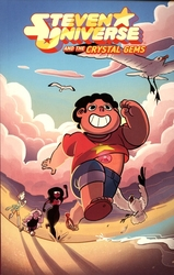 STEVEN UNIVERSE -  AND CRYSTAL GEMS TP