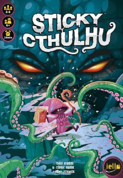 STICKY CTHULHU (ANGLAIS)
