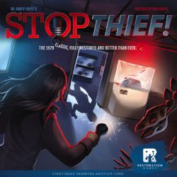 STOP THIEF! -  2E EDITION (ANGLAIS)