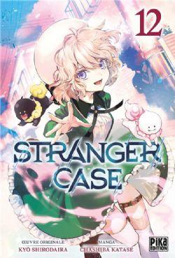 STRANGER CASE -  (V.F.) 12
