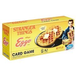 STRANGER THINGS EGGO : THE CARD GAME (ENGLISH)