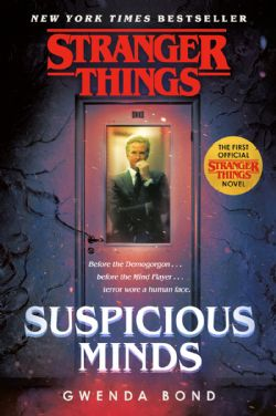 STRANGER THINGS -  SUSPICIOUS MINDS TP (V.A.)