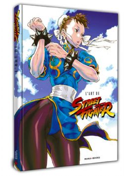 STREET FIGHTER -  L'ART DE STREET FIGHTER