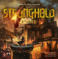 STRONGHOLD -  STRONGHOLD SECOND EDITION (ENGLISH)