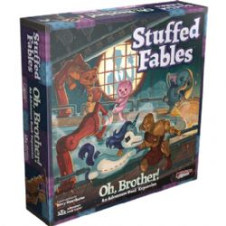 STUFFED FABLES -  OH, BROTHER! (ANGLAIS)
