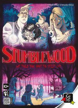 STUMBLEWOOD (ANGLAIS)