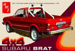 SUBARU -  4X4 BRAT PICKUP 1/25 1978 (NIVEAU 2 - MOYEN)