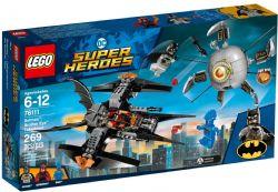 SUPER HEROES -  BATMAN : L'ATTAQUE DES HIBOUX (269 PIÈCES) 76111