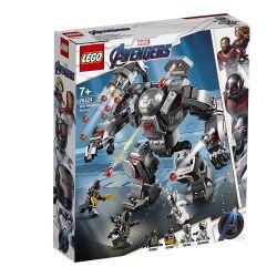 SUPER HEROES -  L'ARMURE DE WAR MACHINE (362 PIÈCES) 76124
