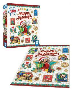 SUPER MARIO BROS -  HAPPY HOLIDAYS (1000 PIÈCES)