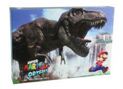 SUPER MARIO BROS -  PREMIUM PUZZLE - THE CHASE (1000 PIÈCES) -  SUPER MARIO ODYSSEY