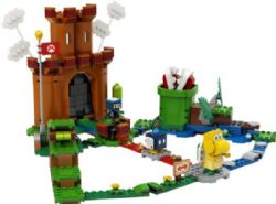 SUPER MARIO -  ENSEMBLE D'EXTENSION LA FORTERESSE GARDÉE (468 PIECES) 71362