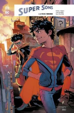 SUPER SONS -  LA FIN DE L'INNOCENCE 04