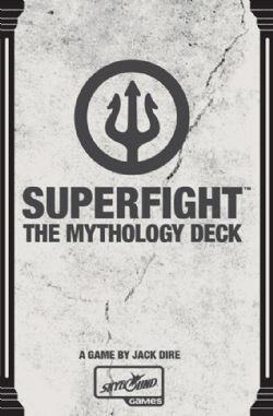 SUPERFIGHT -  THE MYTHOLOGY DECK (ANGLAIS)
