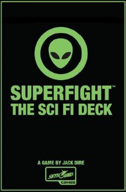 SUPERFIGHT -  THE SCI FI DECK (ANGLAIS)
