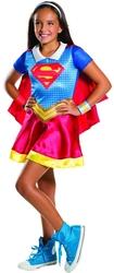 SUPERGIRL -  COSTUME DE SUPERGIRL (ENFANT) -  SUPER HERO GIRLS