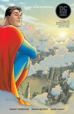 SUPERMAN -  ALL-STAR SUPERMAN TP -  BLACK LABEL