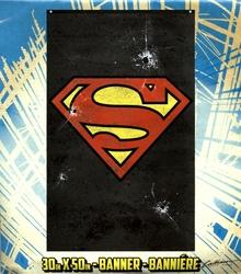 SUPERMAN -  BANNIÈRE