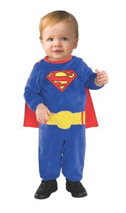 SUPERMAN -  COSTUME DE SUPERMAN (BÉBÉ & JEUNE ENFANT)