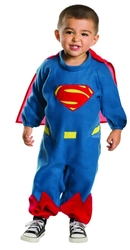 SUPERMAN -  COSTUME DE SUPERMAN (JEUNE ENFANT)