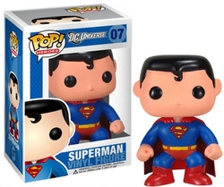 SUPERMAN -  FIGURINE POP! EN VINYLE DE SUPERMAN (10 CM) 07