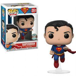 SUPERMAN -  FIGURINE POP! EN VINYLE DE SUPERMAN EN VOL (10 CM) 251