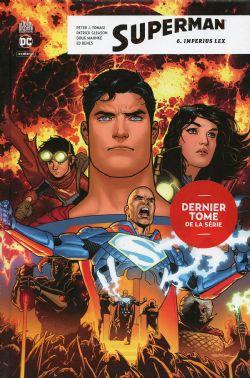 SUPERMAN -  IMPERIUS LEX -  REBIRTH 06