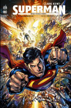 SUPERMAN -  LA MAISON EL -  CLARK KENT 03