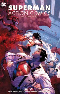 SUPERMAN -  LEVIATHAN HUNT HC -  ACTION COMICS (2016-) 03
