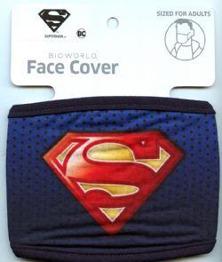 SUPERMAN -  MASQUE POUR VISAGE