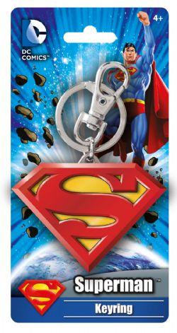 SUPERMAN -  PORTE-CLÉ COULEUR