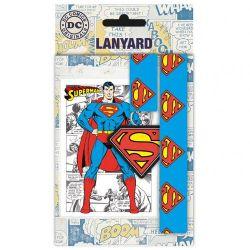 SUPERMAN -  PORTE-CLÉ