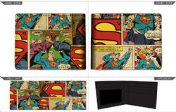 SUPERMAN -  PORTE-FEUILLES