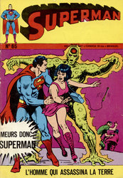 SUPERMAN -  SUPERMAN ET BATMAN (3E SÉRIE) 1973 65