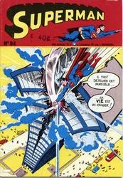 SUPERMAN -  SUPERMAN ET BATMAN (3E SÉRIE) 1975 94