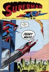 SUPERMAN -  SUPERMAN ET BATMAN (3E SÉRIE) 1975 95