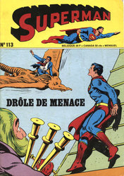 SUPERMAN -  SUPERMAN ET BATMAN (3E SÉRIE) 1977 113