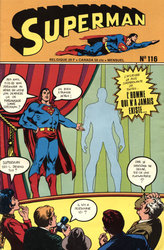 SUPERMAN -  SUPERMAN ET BATMAN (3E SÉRIE) 1977 116