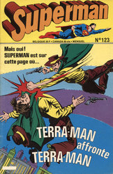 SUPERMAN -  SUPERMAN ET BATMAN (3E SÉRIE) 1978 123