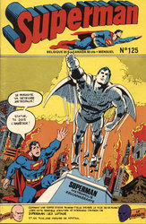 SUPERMAN -  SUPERMAN ET BATMAN (3E SÉRIE) 1978 125