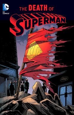 SUPERMAN -  THE DEATH OF SUPERMAN TP