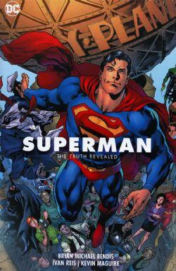SUPERMAN -  THE TRUTH REVEALED HC 03
