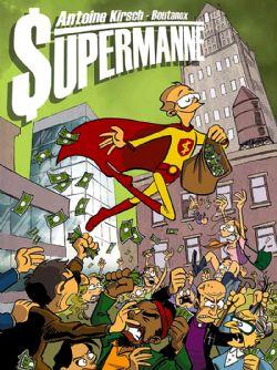 SUPERMANNE - ET SI SUPERMAN AVAIT ÉTÉ COMPTABLE ?