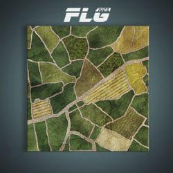 SURFACE DE JEU -  FLG MATS - BOCAGE (4'X4')