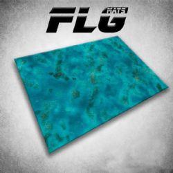 SURFACE DE JEU -  FLG MATS - CORAL REEF (6'X4')