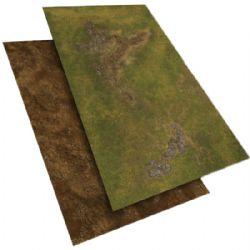 SURFACE DE JEU -  FLG MATS - FORÊT/CAVERNE (6'X3')