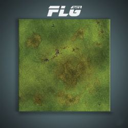 SURFACE DE JEU -  FLG MATS - GRASSLANDS 1 (4'X4')