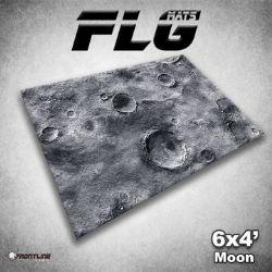 SURFACE DE JEU -  FLG MATS - LUNE (6'X 4')